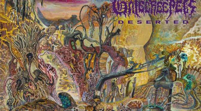 NEW DISC REVIEW + INTERVIEW 【GATECREEPER : DESERTED】