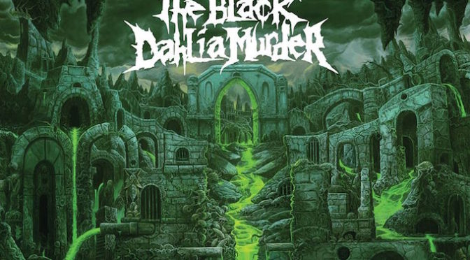 NEW DISC REVIEW + INTERVIEW 【THE BLACK DAHLIA MURDER : VERMINOUS】