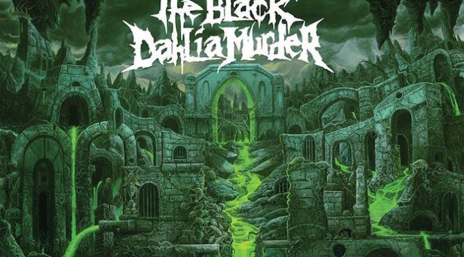 NEW DISC REVIEW + INTERVIEW 【THE BLACK DAHLIA MURDER : VERMINOUS】