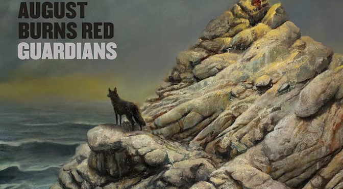 NEW DISC REVIEW + INTERVIEW 【AUGUST BURNS RED : GUARDIANS】