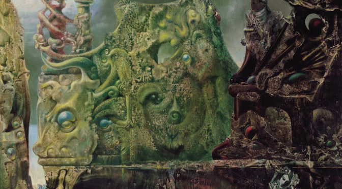 NEW DISC REVIEW + INTERVIEW 【SPELL : OPULENT DECAY】