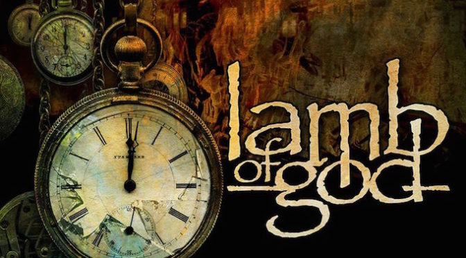 COVER STORY + NEW DISC REVIEW 【LAMB OF GOD : LAMB OF GOD】