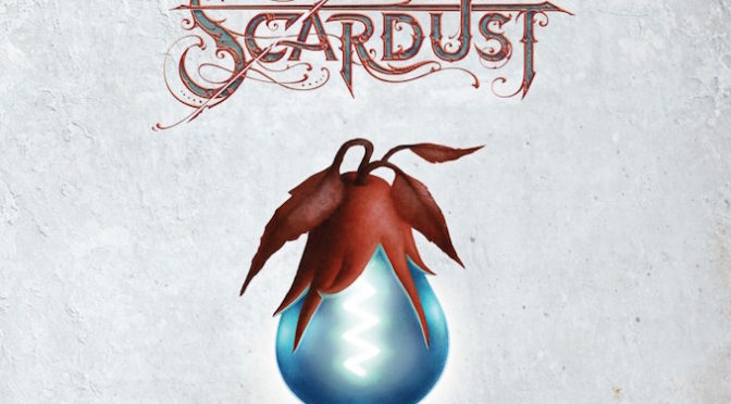 NEW DISC REVIEW + INTERVIEW 【SCARDUST : STRANGERS】SONIC STARDUST FROM ISRAEL
