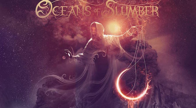 COVER STORY + NEW DISC REVIEW 【OCEANS OF SLUMBER : OCEANS OF SLUMBER】
