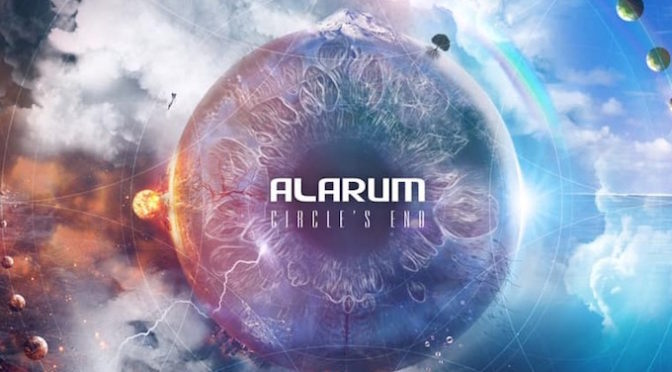 NEW DISC REVIEW + INTERVIEW 【ALARUM : CIRCLE'S END】