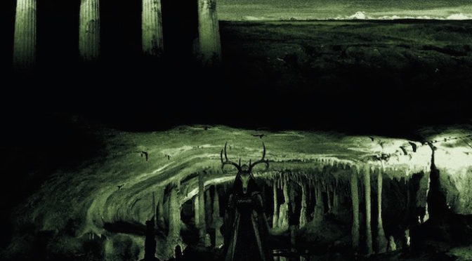 NEW DISC REVIEW + INTERVIEW 【THE RUINS OF BEVERAST : THE THULE GRIMOIRES】