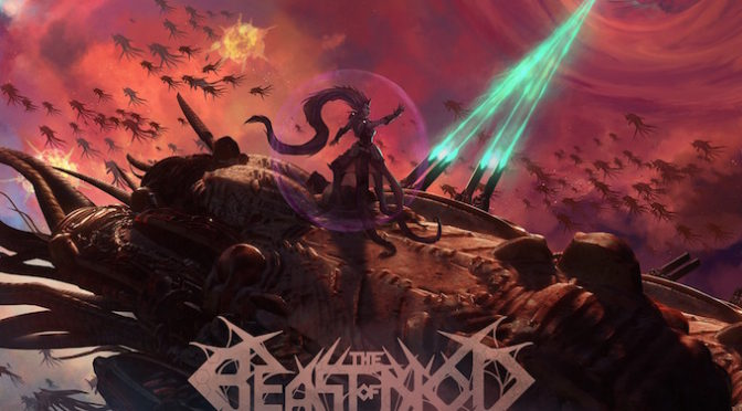 NEW DISC REVIEW + INTERVIEW 【THE BEAST OF NOD : MULTIVERSAL】