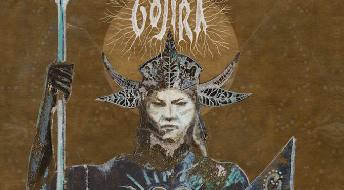 COVER STORY + NEW DISC REVIEW【GOJIRA : FORTITUDE】