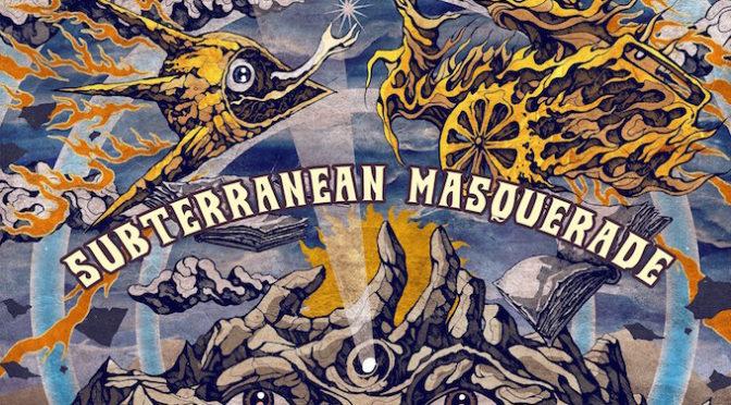 NEW DISC REVIEW + INTERVIEW 【SUBTERRANEAN MASQUERADE : MOUNTAIN FEVER】