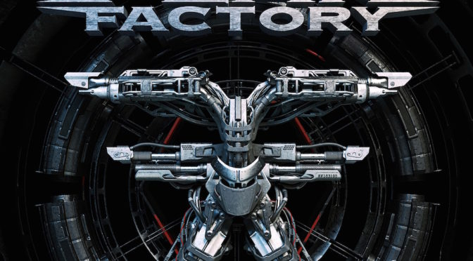 COVER STORY + NEW DISC REVIEW 【FEAR FACTORY : AGGRESSION CONTINUUM】