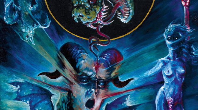 COVER STORY + NEW DISC REVIEW 【ESOCTRILIHUM :DY'TH REQUIEM FOR THE SERPENT TELEPATH】