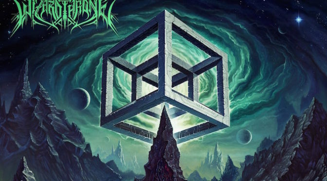 NEW DISC REVIEW + INTERVIEW 【WIZARDTHRONE : HYPERCUBE NECRODIMENSIONS】