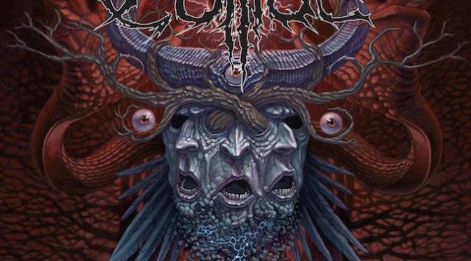 NEW DISC REVIEW + INTERVIEW 【POLARS COLLIDE : GROTESQUE】