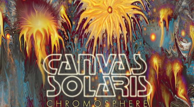 NEW DISC REVIEW + INTERVIEW 【CANVAS SOLARIS : CHROMOSPHERE】