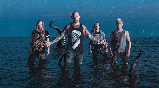 NEW DISC REVIEW + INTERVIEW 【OCEANHOARSE : DEAD RECKONING】