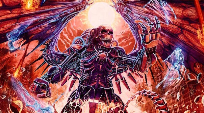 NEW DISC REVIEW + INTERVIEW 【RAGE : RESURRECTION DAY】