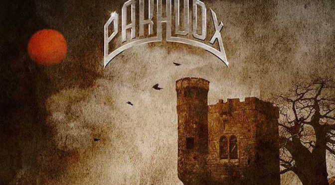NEW DISC REVIEW + INTERVIEW 【PARADOX : HERESY Ⅱ: END OF A LEGEND】